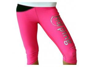 HoOpingFit Hoopy Leggings Sim Pink